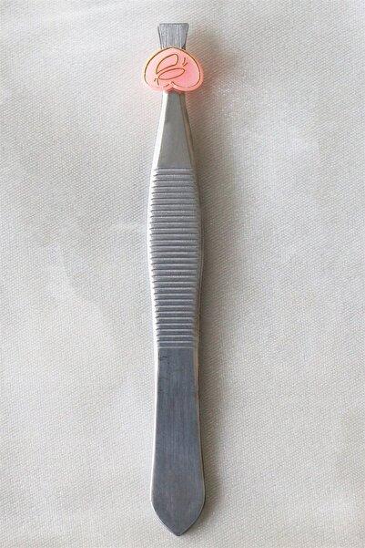 TAKIŞTIR Gümüş Renk Düz Uç Çelik Cımbız