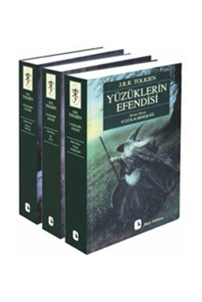 Metis Yayınları Yüzüklerin Efendisi (3 Seri) - Yüzük Kardeşliği - Iki Kule - Kralın Dönüşü