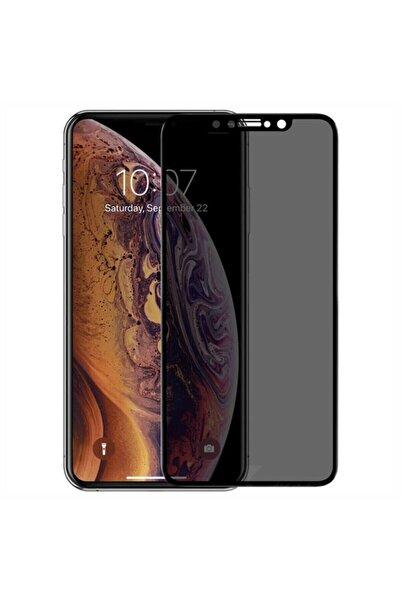 Tria Iphone 11 Uyumlu Tam Kaplayan Gizlilik Filtreli Privacy Görünmez Hayalet Ekran Koruyucu Telefon Camı
