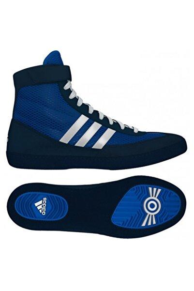 adidas Combat Speed 4 Güreş Ayakkabısı S77934 Mavi-38,5