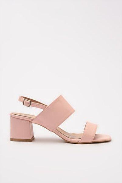 Gul Kurusu Kadın Sandalet 01SAY209530A790