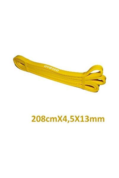 AVESSA Latex Güç Bandı Direnç Lastiği Lpb13 Sarı