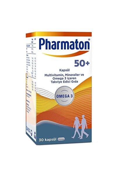 Pharmaton 50 Plus 30 Kp