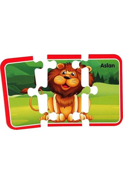 Kanz Sevimli Dostlar 48 Parça Eğitici Bebek Puzzle