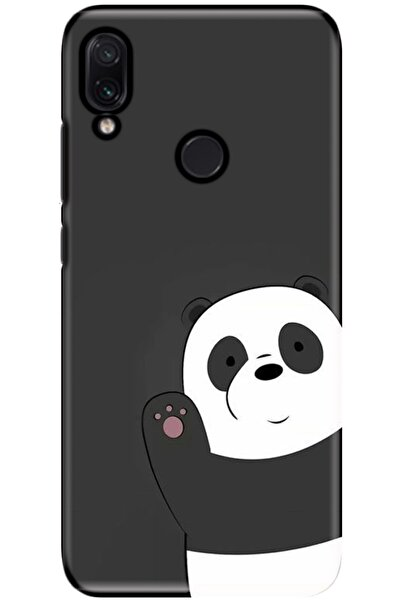 Xiaomi Redmi Note 7 Kılıf Silikon Baskılı Desenli Arka Kapak