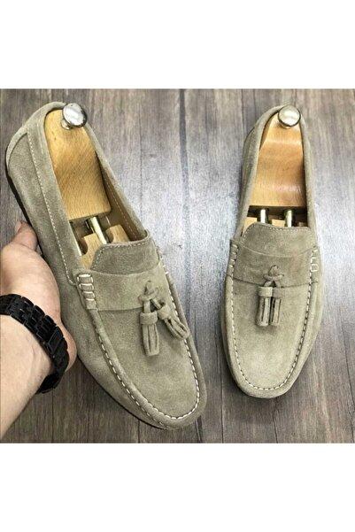 Zegeshoes Hakiki Deri Erkek Yazlık Ayakkabı