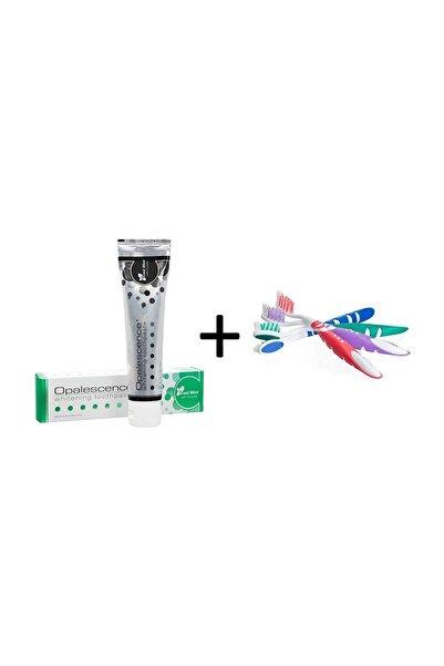 Opalescence Beyazlatıcı Diş Macunu ÖzelSeri MadeinUSA 133gr Opalescence Soft Diş Fırçası Hediyeli