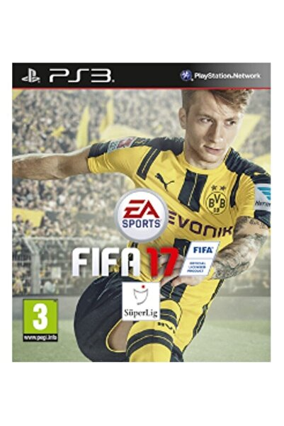EA Psx3 Fifa 17 02.0930