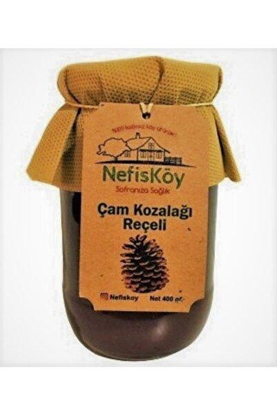 NefisKöy Doğal Katkısız Çam Kozalağı Reçeli 400gr Kozalak Reçeli Nfs023