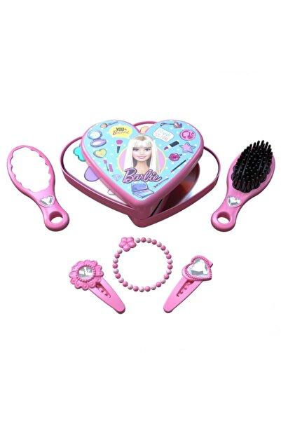 Uçar Barbie Kalp Makyaj Seti