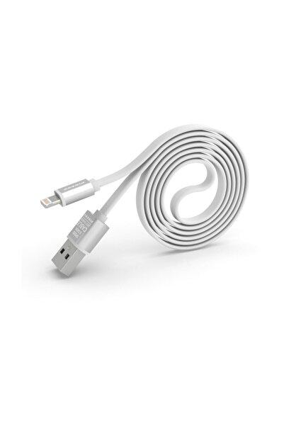 Pineng Data Şarj Kablosu Pn-302 Lightning '' Iphone, X, Xr, Xs,xs Max ''1 Metre Yüksek Hızlı - Beyaz