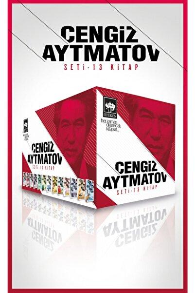 Ötüken Neşriyat Cengiz Aytmatov Seti 13 Kitap