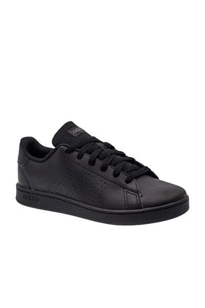 adidas Advantage K Erkek Siyah Günlük Ayakkabı - Ef0212
