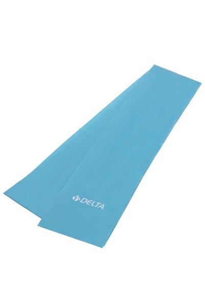 Delta Pilates Bandı Hafif Sert 120 x 7,5 Cm Egzersiz Direnç Lastiği