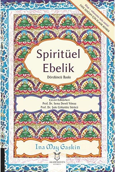 Akademisyen Kitabevi Spiritüel Ebelik
