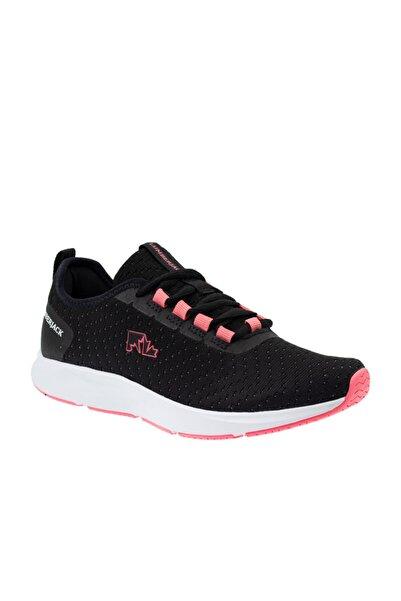lumberjack STEFAN WMN Siyah Kadın Koşu Ayakkabısı 100497353