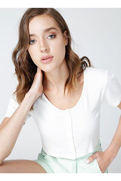 AEROPOSTALE Beyaz Bluz