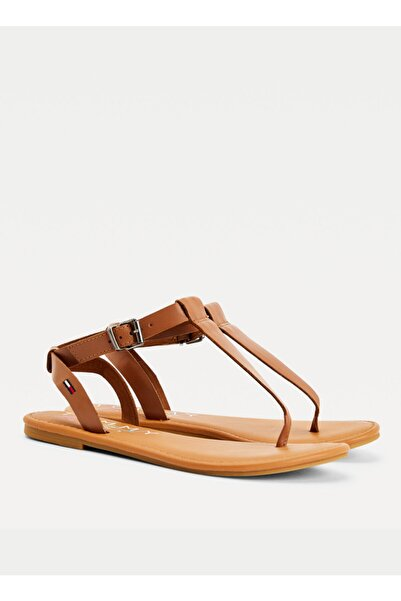 Tommy Hilfiger Sandalet Taba