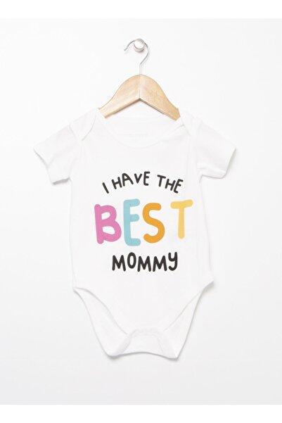 Mammaramma Kız Bebek Body