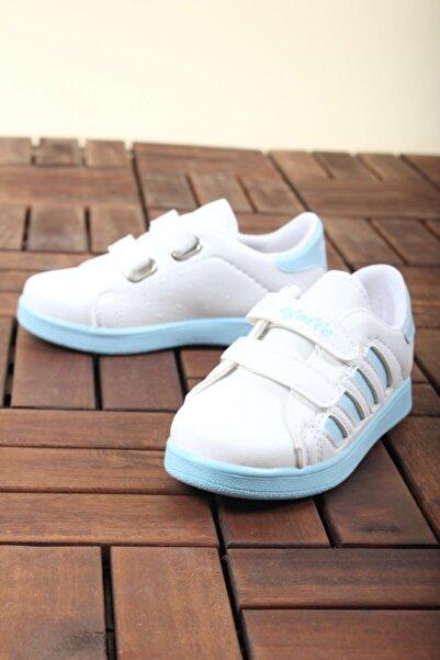 Oksit Çocuk Cırtlı Garson Spor Ayakkabı