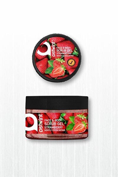 Ostwint Peeling Gel 300 ml Strawberry Scrub Gel