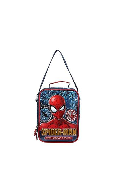 SPIDERMAN Erkek Çocuk Spider-man Spiderman Salto Great Power Beslenme Çantası 5230