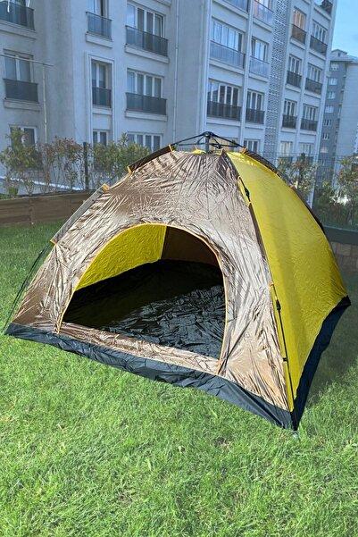 Buffer Otomatik Kurulumlu Kamp Çadırı 8 Kişilik (250x250)