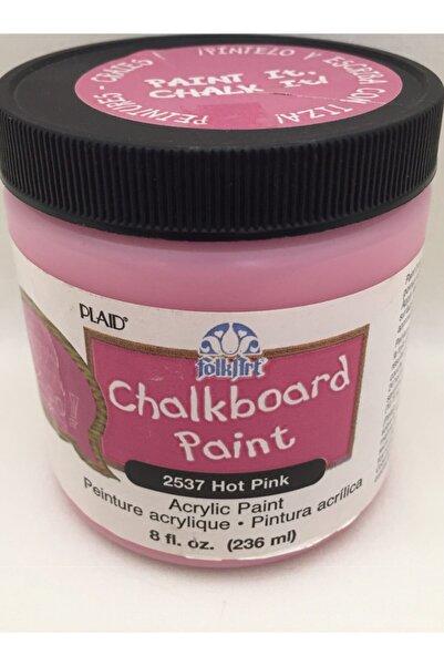 Plaid Plaıd Chalkboard Paint Pembe (kara Tahta Boyası) 236 Ml