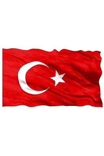 Abka Bez Bayrak Türk Bayrağı 80x120 cm