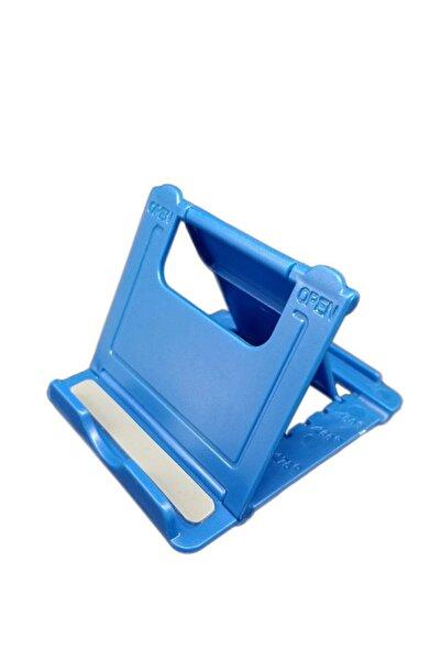 Deilmi Universal Telefon Ve Tablet Stand Tutucu Foldstand - Mavi