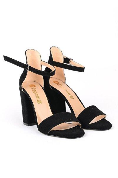 ODESA Kadın Tek Bant Topuklu Ayakkabı