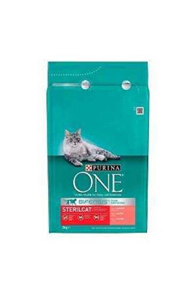 Purina One Somonlu Kısırlaştırılmış Kedi Maması 1,5 Kg