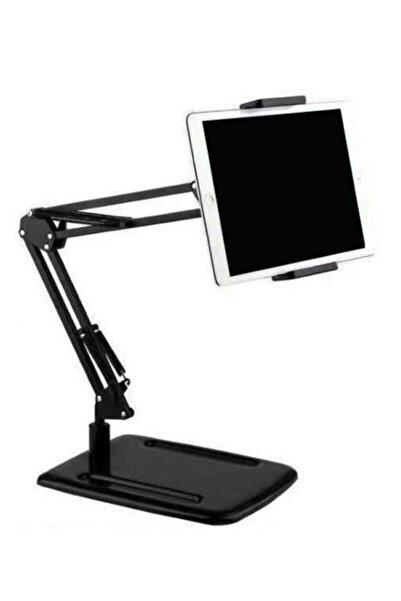 asua Masa Üstü Tablet Telefon Tablet Tutucu Stand Metal Gövde Vocal Stents