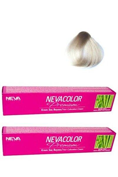 Neva Color Yoğun Küllü Süper Açıcı Tüp Boya 12.01  2 Adet 50g
