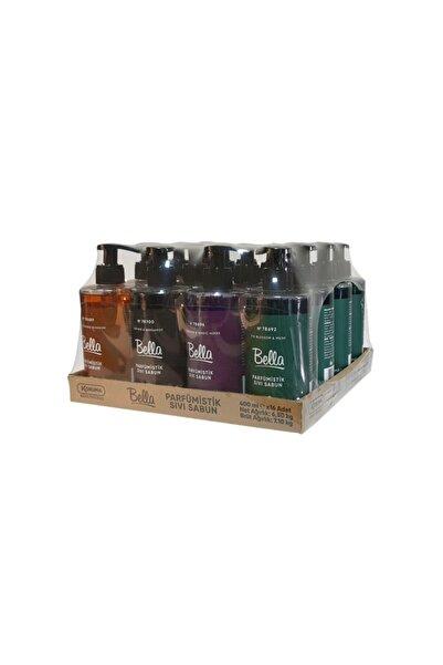 Bella Sıvı El Sabunu 16'lı Ekonomik Paket