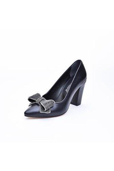 Pandora Kadın Siyah Ayakkabı Js2017