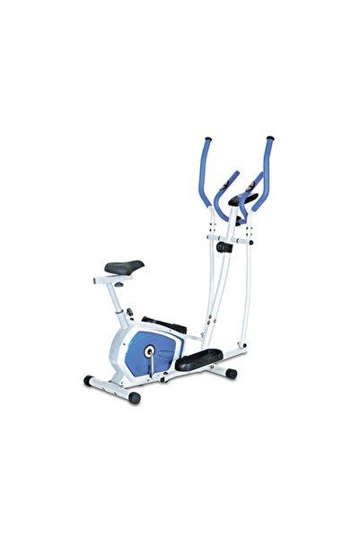 Dynamic Dynamıc E18 Eliptik Bisiklet Mavi