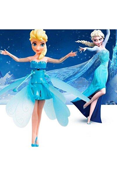 Smiley Toys Micity Prenses Elsa Uçan Peri El Sensörlü Şarjlı Uçan Bebek