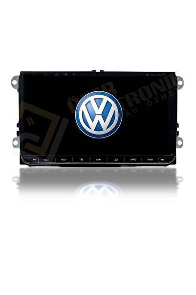 Navigold Volkswagen 9 Inç Android Oem Multımedia Teyp Android 10.0