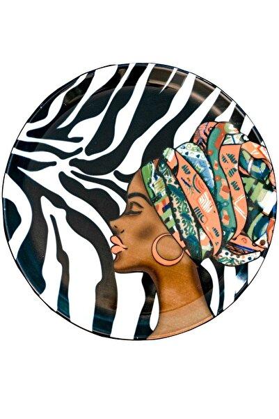 Porland Nairobi 6 Parça 6 Kişilik Porselen Servis Takımı 25 cm