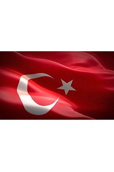 Buket Türk Bayrağı 300x450 Cm Özel Alpaka Kumaş Bayrak (Bkt-112)