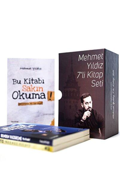 mybedesten Mehmet Yıldız 7 Kitap Serisi Kutulu