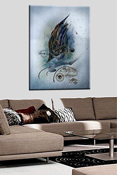 Talya Tablo Modern Tarz Soyut.. Oturma Odası Salon Koridor Ve Ofisler Için Ideal