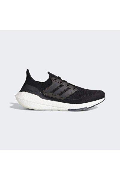 adidas Ultraboost 21 Erkek Siyah Koşu Ayakkabısı (fy0378)