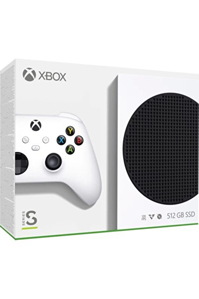 MICROSOFT Xbox Series S Oyun Konsolu 512 Gb