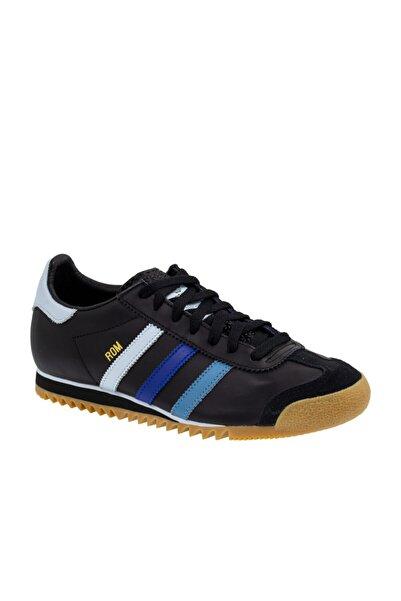 adidas Kadın Siyah Rom Günlük Spor Ayakkabı