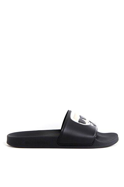 Karl Lagerfeld Plaj Terliği, 40, Siyah