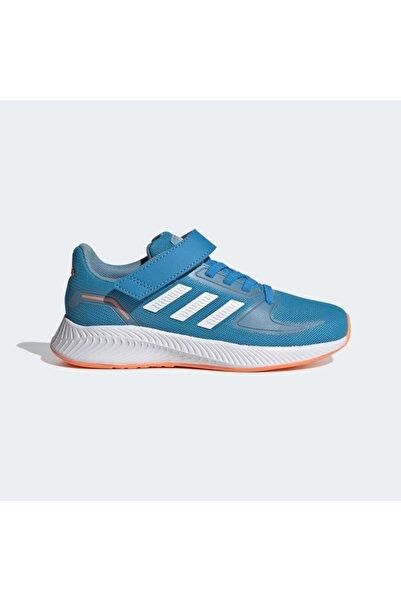 adidas Unisex Çocuk Mavi Runfalcon Koşu Ayakkabısı 2.0