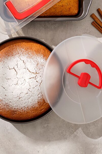 Emsan Fırınla-sakla Kelepçeli 26 Cm Kek Kalıbı
