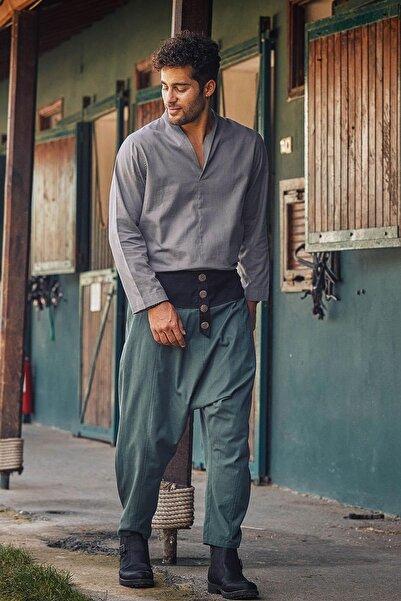 Los banditos Bohem Tarz Şık Şalvar Erkek Pantolon